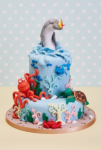 6 Top Party Cake Themes For Summer Sweet Talk The Squires
