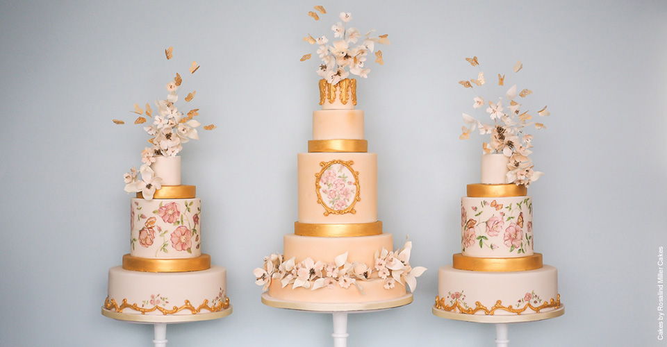 8 Key Wedding Cake Trends For Spring 2016 Sweet Talk The Squires