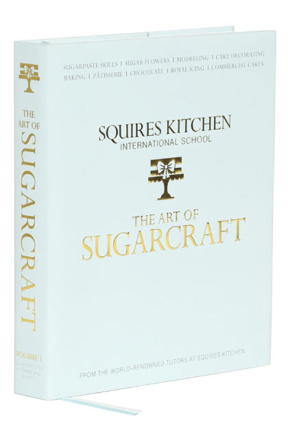 The Art of Sugarcraft book Christmas gift
