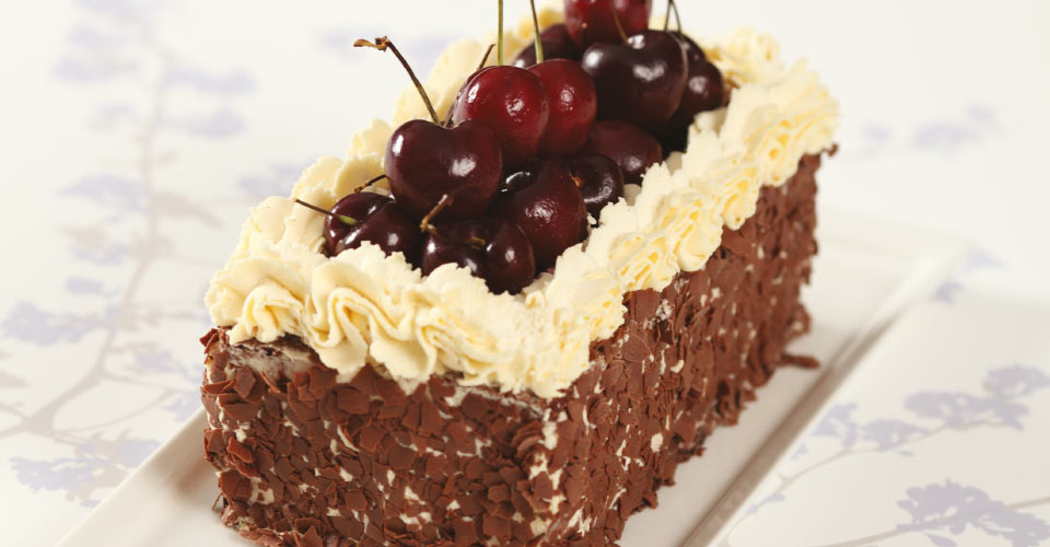 Indulgent Black Forest Gateau | Sweet Talk - The Squires ...