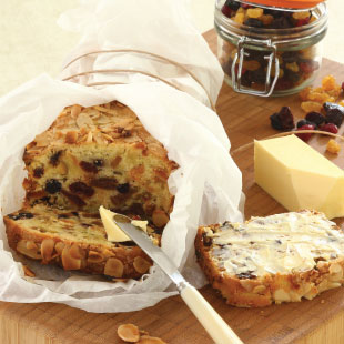 Afternoon Tea Fruit Loaf