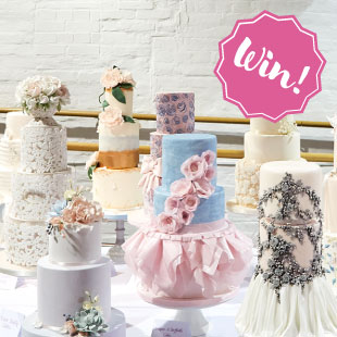 Win a Pair of Free Tickets to Our Annual Cake Decorating Exhibition!