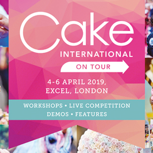 Win Tickets to Cake International on Tour
