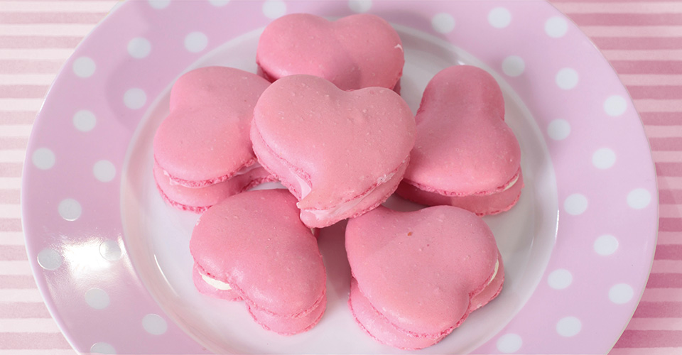 Macarons For Mum Sweet Talk The Squires Kitchen Shop