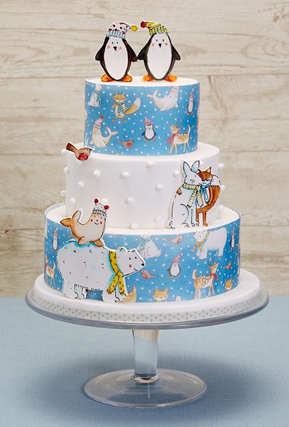 top ten christmas cakes sweet talk the squires kitchen