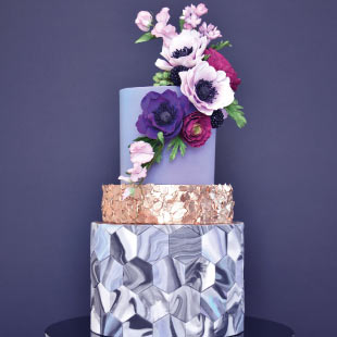 8 Wedding Cake Trends to Watch in 2017
