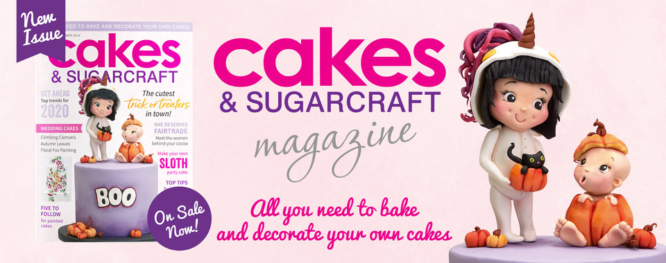New issue of Cakes & Sugarcraft available now