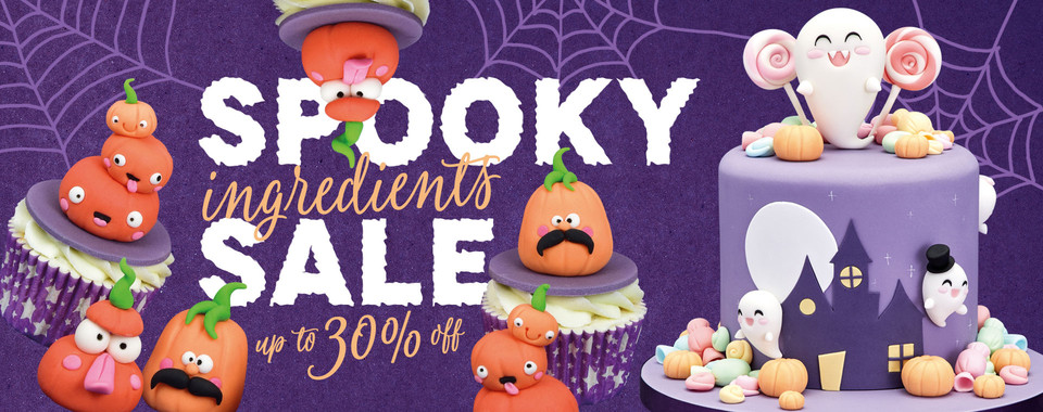 SPOOKY INGREDIENTS SALE