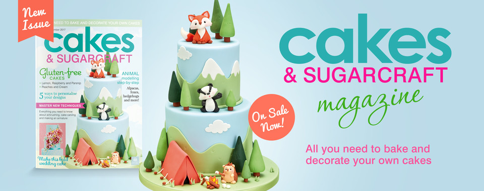 Cakes & Sugarcraft Magazine