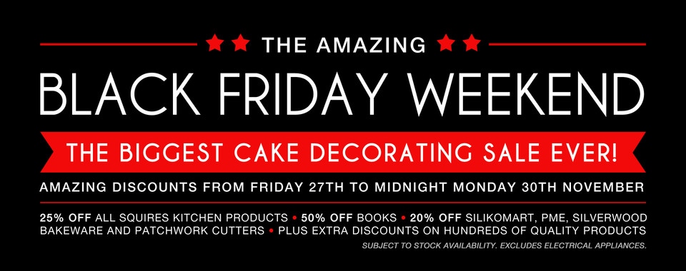 Amazing Black Friday Discounts on over 2500 products