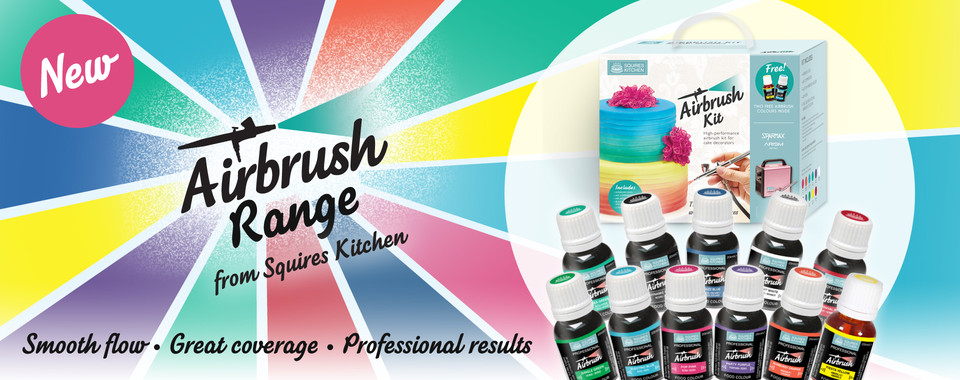 Airbrush Colours
