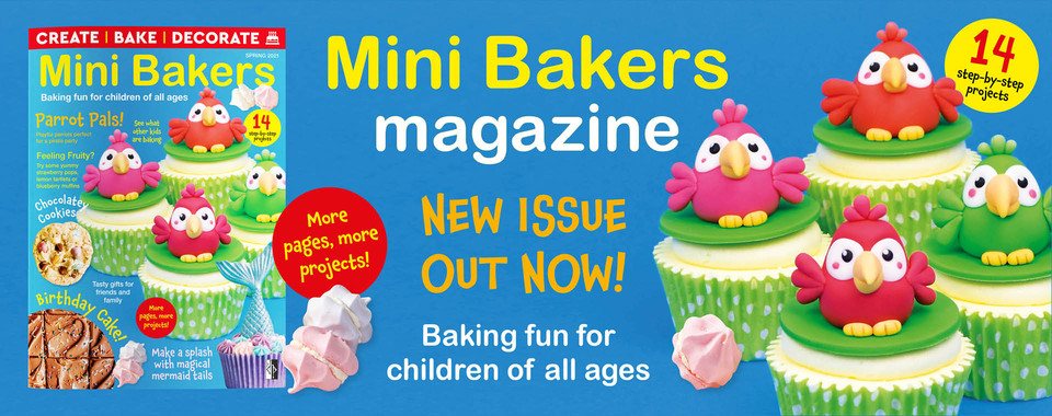 NEW issue of Mini Bakers Magazine