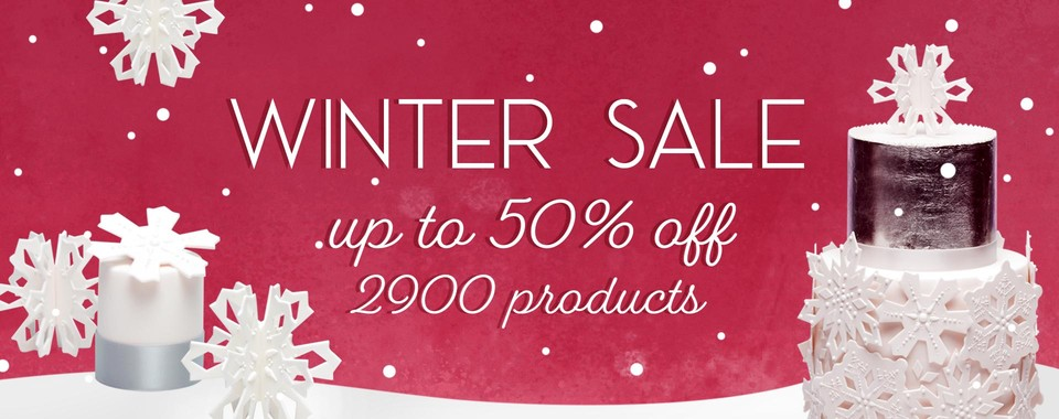 WINTER SALE :: NOW ON