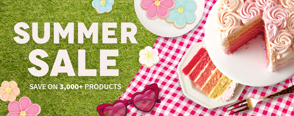 SUMMER SALE | SAVE ON 3000+ ITEMS