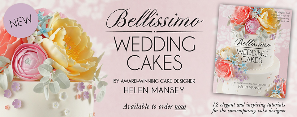 Bellissimo Wedding Cakes available to order now