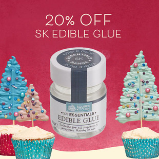 20% OFF Edible Glue