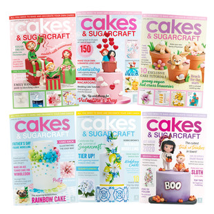 Subscribe to Cakes & Sugarcraft